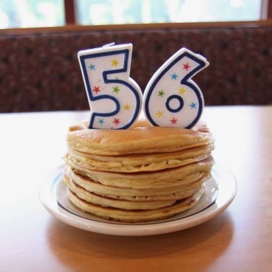 IHOP Short Stack of Buttermilk Pancakes Just 56¢ on July 8th