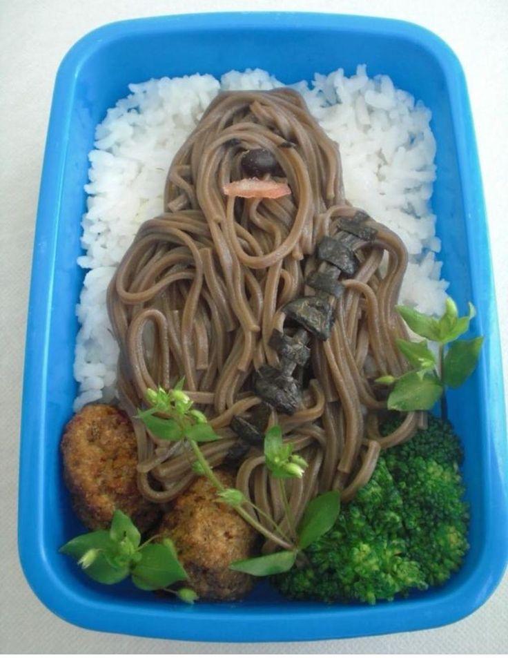 Nerd Lunch #starwarsforever