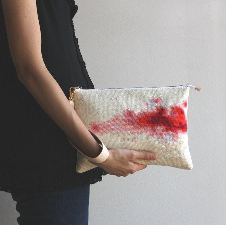 2014 cerniera frizione/MOYAMO rosso di CresusArtisanat su Etsy