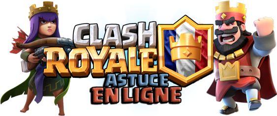 Clash Royale astuce obtiens des GEMMES illimités en deux minutes sur ton smartphone iOS ou Android.