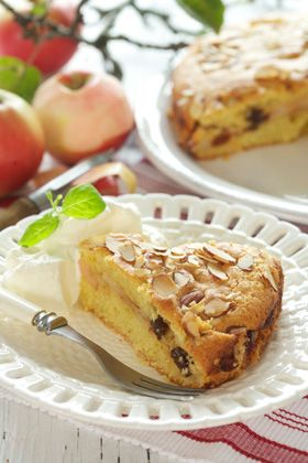 Luksus æblekage