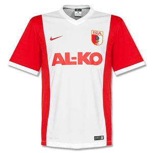 Nike FC Augsburg Home Shirt 2014 2015 FC Augsburg Home Shirt 2014 2015 http://www.comparestoreprices.co.uk/football-shirts/nike-fc-augsburg-home-shirt-2014-2015.asp