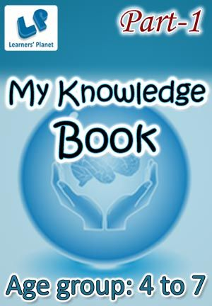 MY KNOWLEDGE BOOK-PART-1 Match the names with there pictures. Topic Name: 1. Around d world architecture 2. Computer 3. Flowers 4. Fruits 5. Games 6. Home Appliances 7. People at Work   PRICE :- RS.61.00