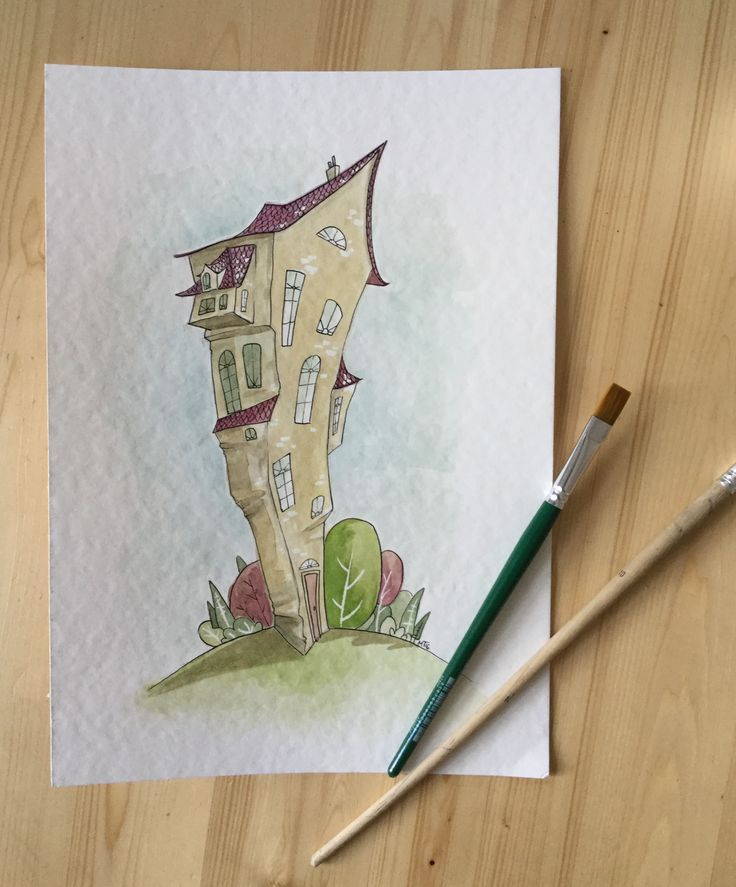 Watercolor illustration