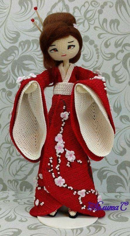 Pin By Marion On Amg Cro Knit Crochet Crochet Dolls