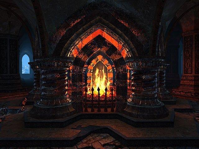 3D Fireplace Screensaver | 3d Fireplace Screensaver Free