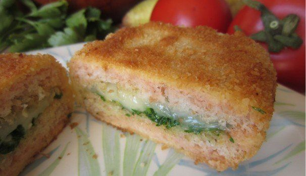 Cotoletta di pane | Bread cutlet, recipe