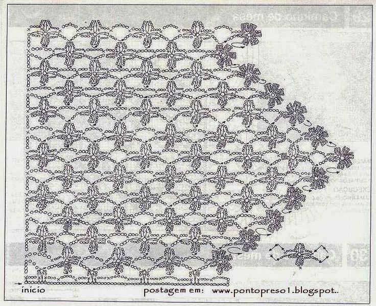 Meraviglioso bordo con motivo afiori.   fonte:http://www.microsofttranslator.com/bv.aspx?from=&to=it&a=http%3A%2F%2Fwww.liveinternet.r