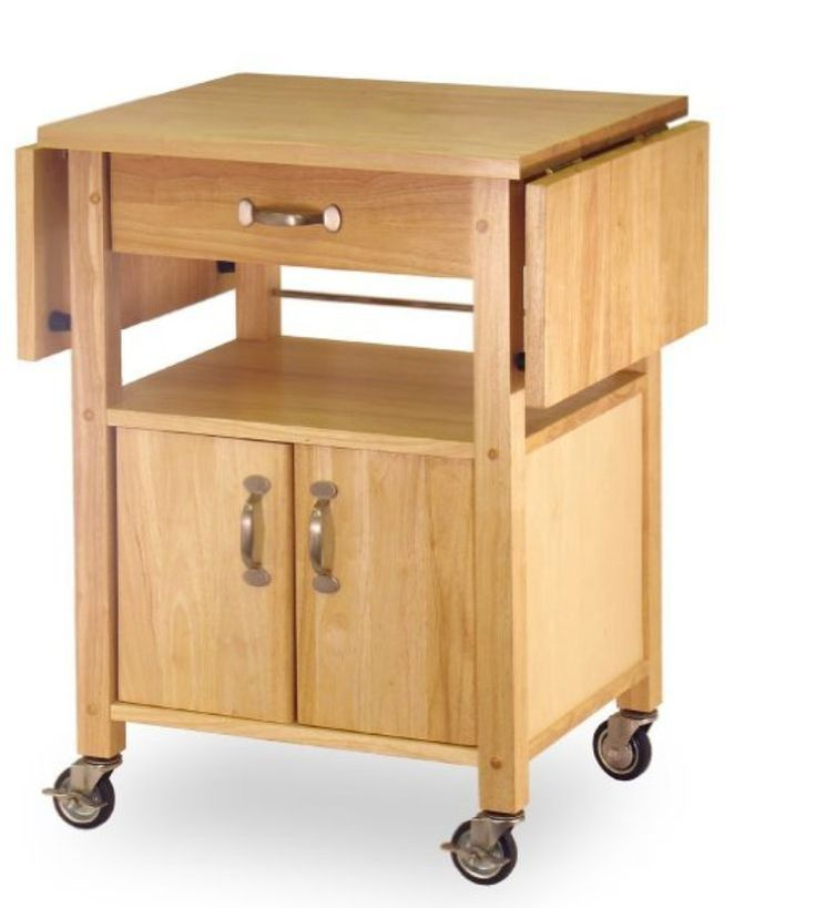 1000 images about maybe on pinterest kitchen island for Kitchen utility cart