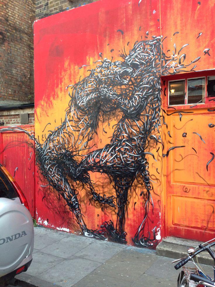 DALeast #streetart #mural #daleast