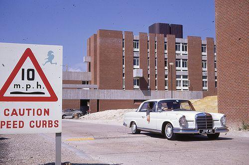 University of Sussex, August 1967.