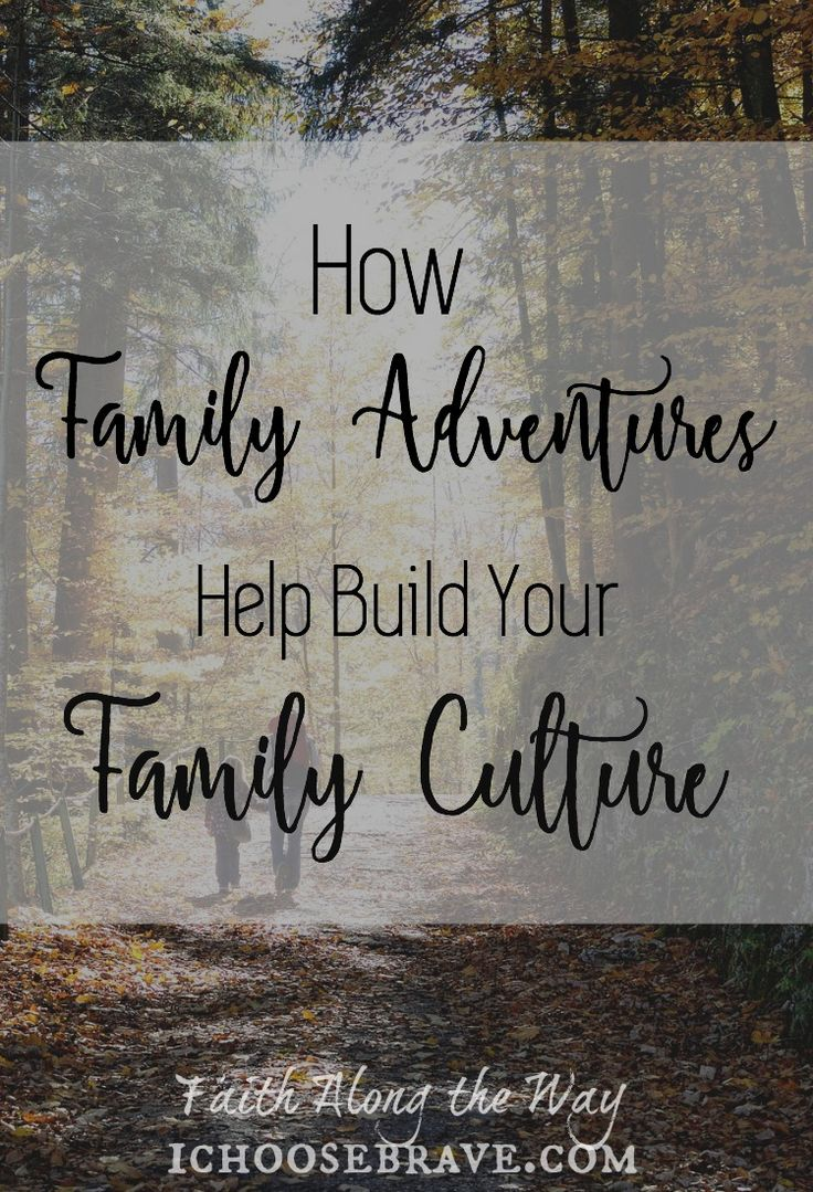 Family vacations and adventures are an excellent way to make memories with your kids and begin building a strong family culture. Here are 3 ways to begin enjoying adventures as a family!