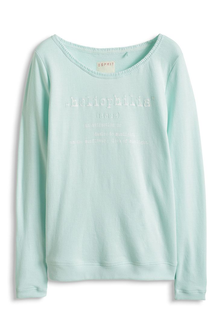 Lightweight #sweatshirt by #Esprit