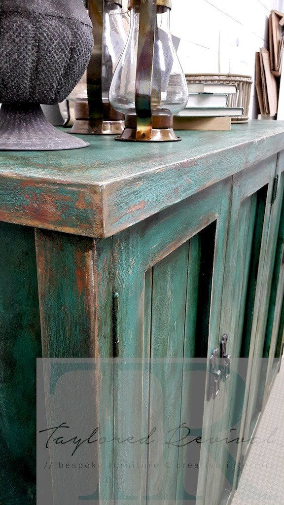 """Many times we have heard """"my piece is new"""" """"it has no ornate detailing"""" """"its really shiny new piece,"""" this is a perfect example of how incredible Chalk Paint™ b"""