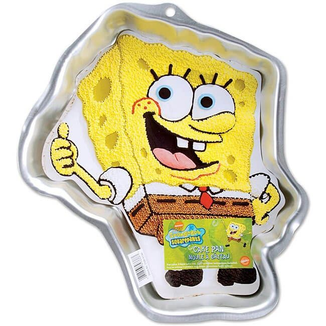 You can now buy Silver Cartoon Cake Mould - Spongebob online in very suitable price. Bakeware.pk is a bakeware marketplace where you can order online for best baking tools, decorations and cakes.