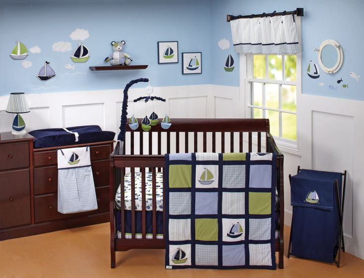 Baby Sailor Room Decor - Most Popular Interior Paint Colors Check more at http://www.chulaniphotography.com/baby-sailor-room-decor/