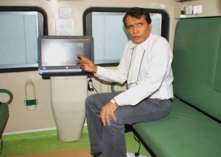 "Railway Minister Suresh Prabhu has launched the ""Clean My Coach"" service - http://www.sharegk.com/curent-affairs/goverment-current-affairs/railway-minister-suresh-prabhu-has-launched-the-clean-my-coach-service/ #gk #GeneralKnowledge #Quiz #Awareness #InterviewQuestion  #EntranceExam #OnlineTest #Aptitude #BankExam #GovtExam"