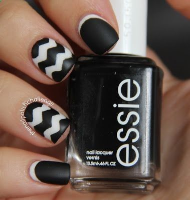 Lacquer: The Best Medicine!: Guest Post: The Nail Polish Challenge