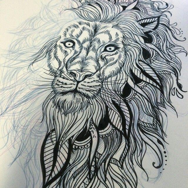 55 best lion mandala images on pinterest tattoo ideas tattoo designs and mandalas. Black Bedroom Furniture Sets. Home Design Ideas