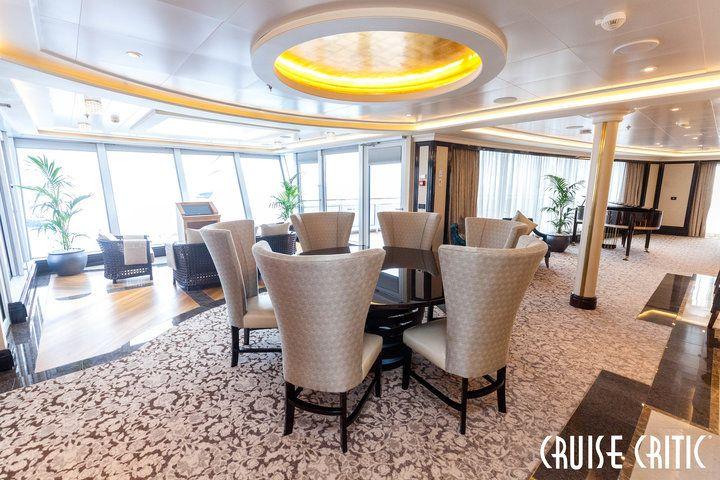 The Regent Suite on Seven Seas Explorer