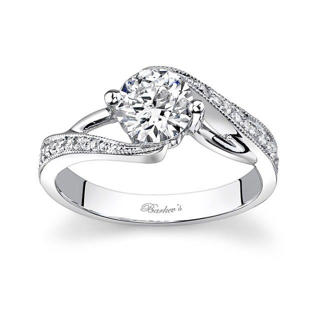Engagement Ring 7605LW