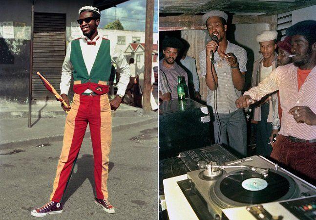 Entre o fim da década de 1970 e o início dos anos 1980, o reggae roots que fez o mundo conhecer a Jamaica deu espaço ao dancehall, mais animado e voltado às pistas de dança. Beth Lesser, fotógrafa canadense, se envolveu com o ritmo e fez vários registros fotográficos deste momento. A chegada de equipamentos musicais eletrônicos ampliou as possibilidades que os jamaicanos tinham para fazer música. Logo se formaram os soundsystems, conjuntos de DJs, MCs e engenheiros de som que fizeram – e…