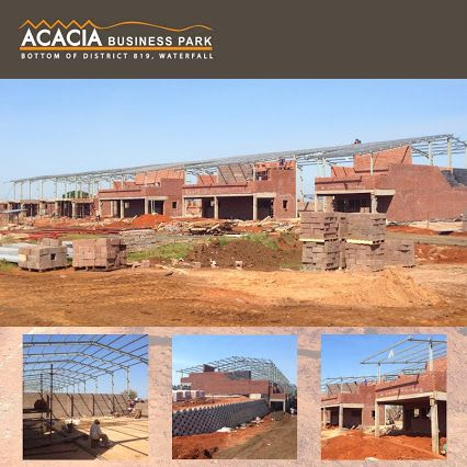 October Progress at Acacia Business Park visit our site www.acaciabusinesspark.co.za #acaciabusinesspark #propertydevelopment #newspace #minifacotry