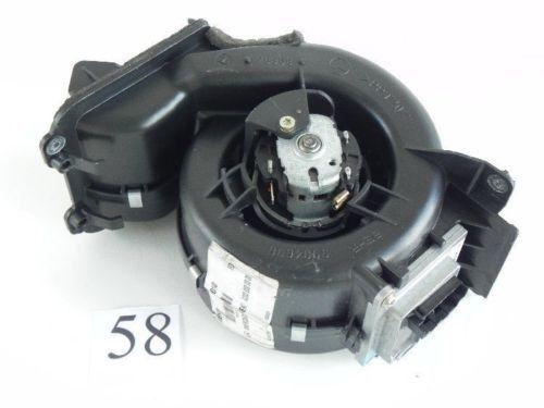2002 MERCEDES C320 W211 REAR AC HEATER BLOWER MOTOR FAN A2038300308 OEM 780 #58