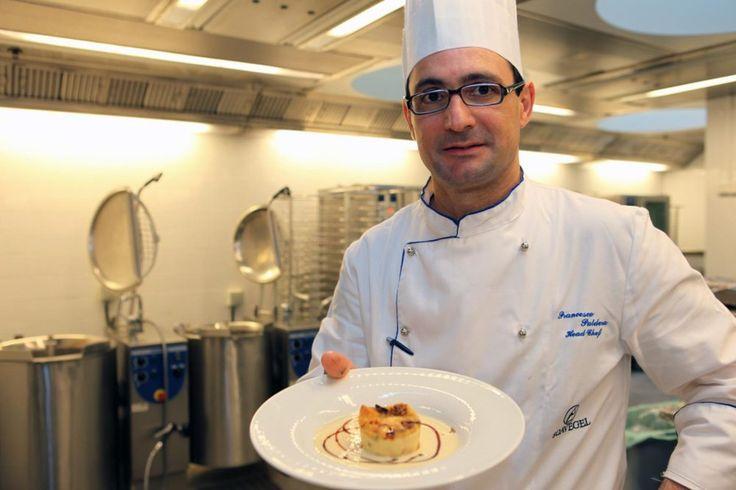 Lo Chef Francesco Paldera è attualmente impiegato presso alcune ambasciate estere e come consulente di alcuni rinomati hotel e resort, dopo aver fatto varie esperienze in Italia, Germania, Cecoslovacchia, Finlandia, Stati Uniti e Africa.