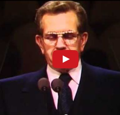 16 Major Historic General Conference Announcements + Videos