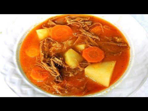 Carne Deshebrada con chile chipotle - Receta Facil | Cocina Blog