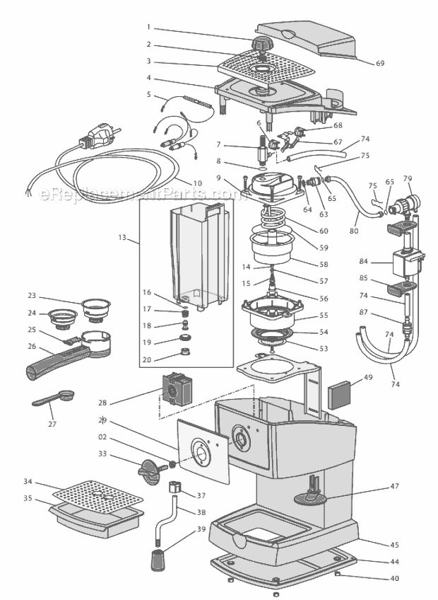 fuse box for solar panel with Keurig B60 Parts Diagram on 49398927138938005 also Ac Diagram 2 Wire Diagrams Easy Simple Detail Electric 1969 Chevelle Wiring Diagram as well Panel Saw Prices together with Jayco Fuse Box as well odicis.