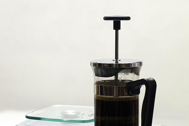 Mandailing Coffee / French Coffee Press by noor.hilmi