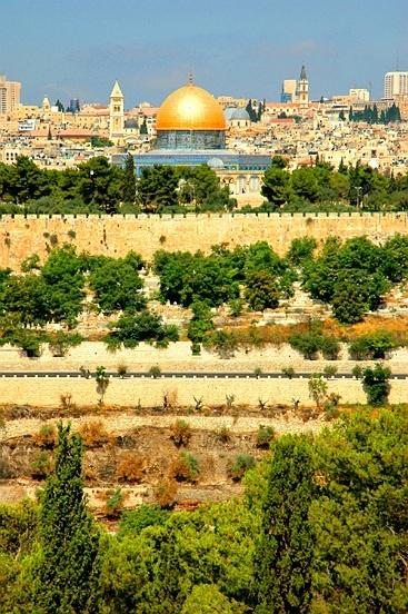 Jerusalem, Palestine: