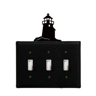 Lighthouse light switch cover beach decor shop for Lighthouse switch plates
