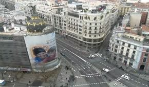 Madrid - Metropolis Building