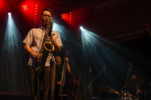 Eyrk Kulm Quartet at Sopot Molo Jazz Festival 2013