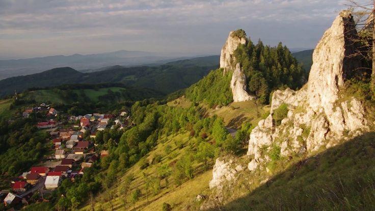 Biele Karpaty - Kráľovstvo strážené Vršatcom (ukážka)