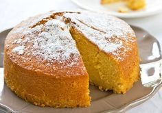 Islak Portakallı Kek