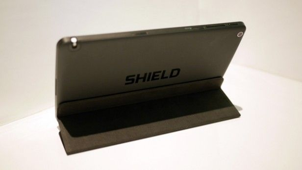 Nvidia Shield Tablet Review: Tablet for Gamers: The Tegra K1 system makes the Nvidia Shield Tablet truly exceptional for gaming performance. It beats out competitors like the Apple iPad Mini 2. @ http://gadgetised.com/?p=44156