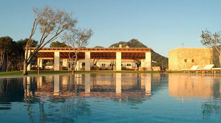 Swimming Pool Hotel Can Simoneta - Canyamel, Mallorca, Spain