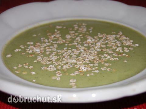 Fotorecept: Brokolicová polievka