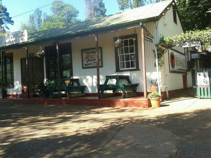 Vine restaurant The historical town of Pilgrim's Rest in South Africa has recently been victim to a Facebook post with negative pictures having gone viral. The residents are attempting to fight back, and show a different side to the town. Please like and share the photos and help this jewel of a town.