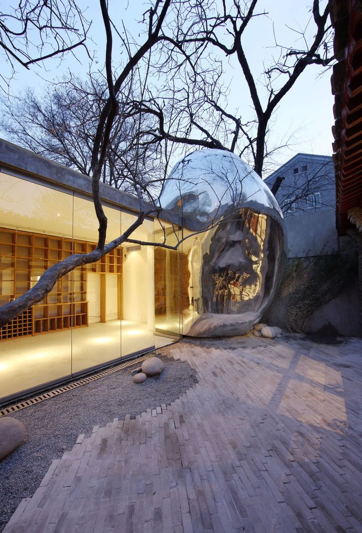MAD architects, SHU He · Hutong Bubble 32 · Divisare