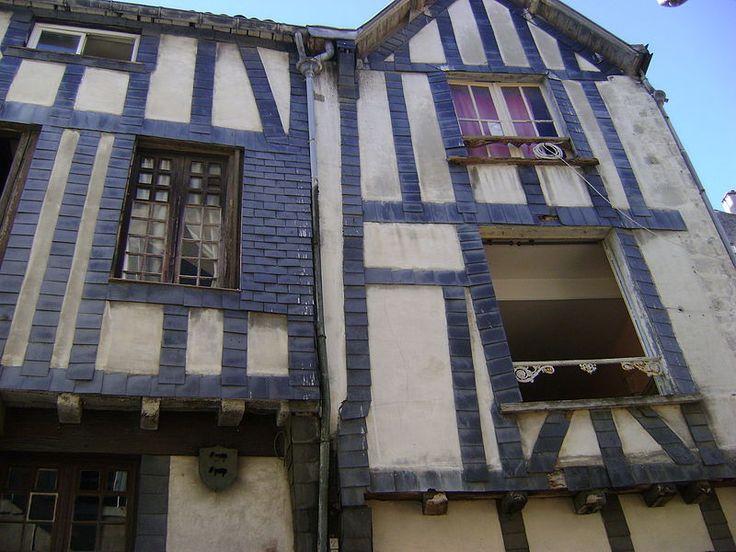 Maison fin XVème siècle
