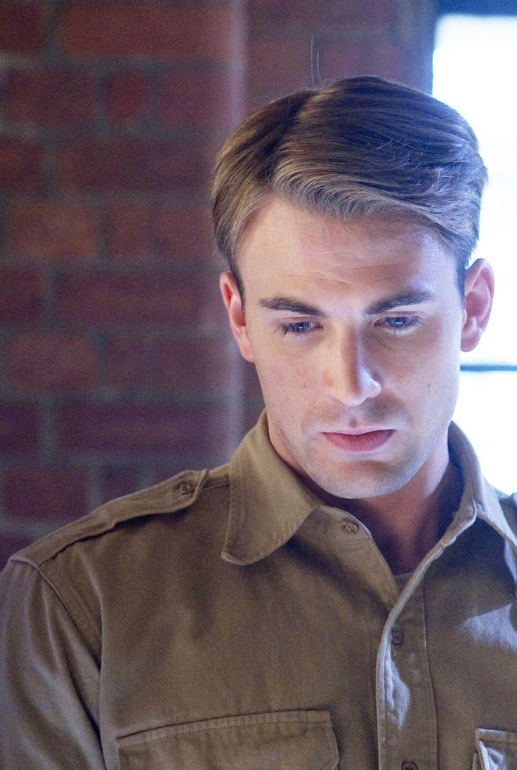 Captain America_ Chris Evans