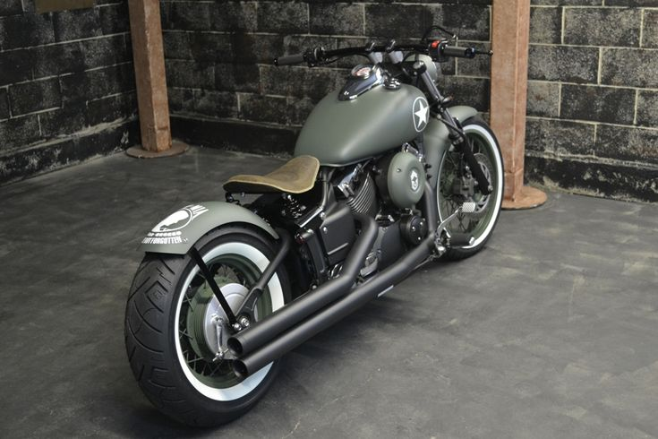yamaha v star 650 bobber vstar 650 projet pinterest. Black Bedroom Furniture Sets. Home Design Ideas