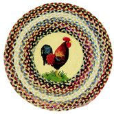 Found it at Wayfair - Capel Clarendon Ella's Rooster Novelty Rug