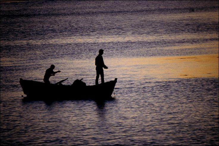 Beyşehir Gölü. foto: Reha Bilir