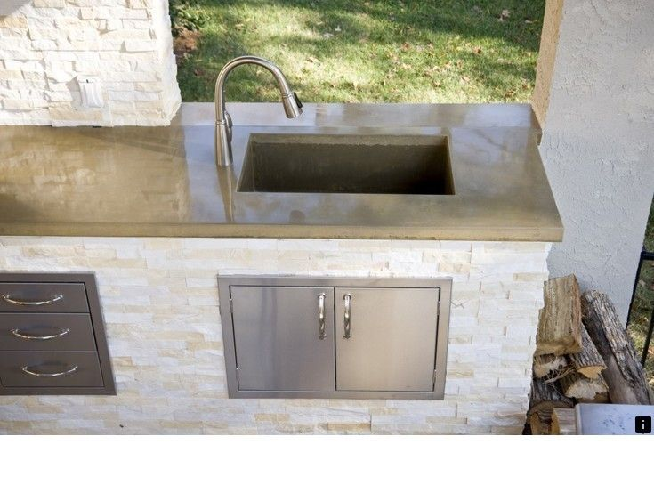 Read More About Outdoor Bbq Island Just Click On The Link To Get More Information Our Web Images Are A Outdoor Kitchen Countertops Outdoor Cooking Area Outdoor Kitchen Design